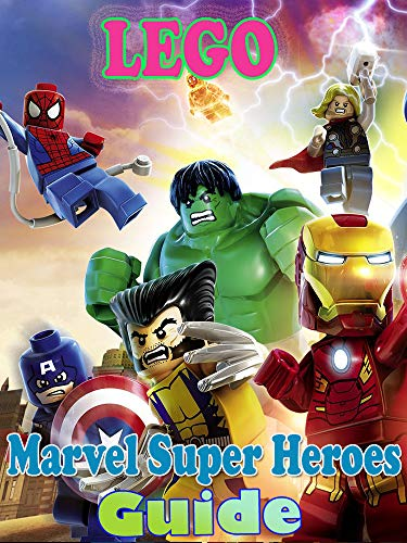 Amazon com: LEGO Marvel Super Heroes Game Guide