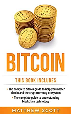 Bitcoin and cryptocurrency kindle