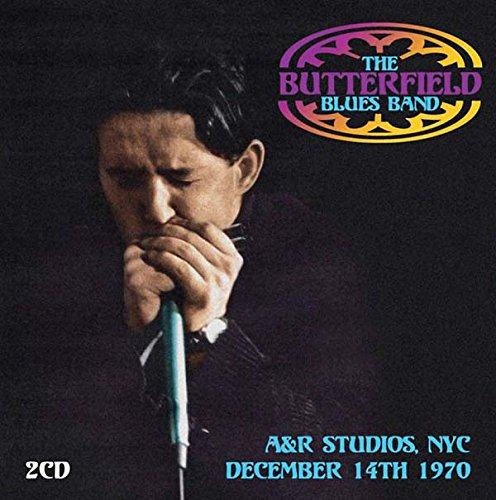 A&R Studios Nyc December 14th 1970