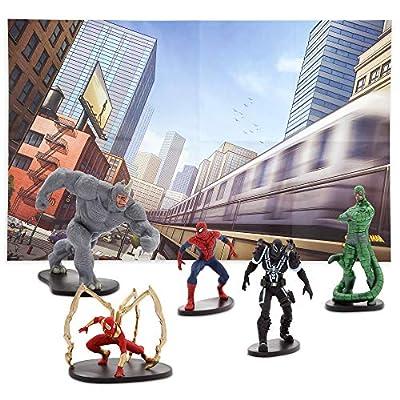Marvel Spider-Man Figure Play Set