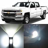 Alla Lighting 2pcs Super Bright 3047K 3156K 3157K White L...