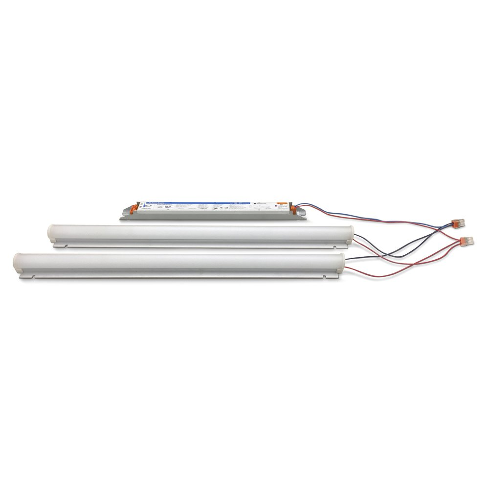 Universal Lighting Technologies LRK22-30L840-U10C LED Linear Retrofit Kit, 2' L x 2', 30L840C 2 L x 2'