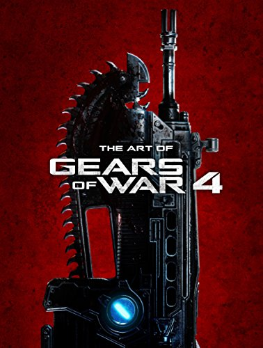 The Art of Gears of War 4 by imusti