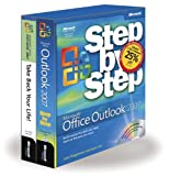 img - for The Time Management Toolkit: Microsoft  Office Outlook  2007 Step by Step and Take Back Your Life: Microsoft Office Outlook 2007 Step-By-Step/Take Back Your Life! book / textbook / text book