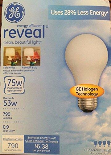 53 watt lightbulbs - 6