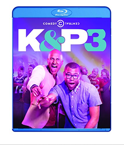 Key & Peele: Season 3 [Blu-ray]