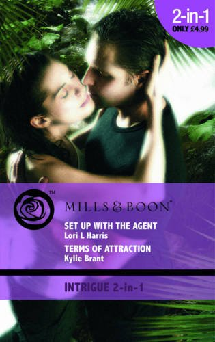 book cover of Set Up with the Agent / Terms of Attraction