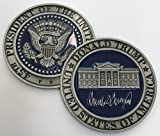 Aizics Mint Donald Trump Challenge Coin - Stunning, one-of-a-kind for the 2017 Presidential Innauguration LIMITED EDITION - POTUS - MAGA