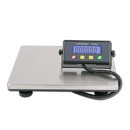 CGOLDENWALL - Báscula digital para envíos postales (200 kg ...