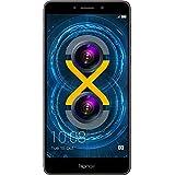 Huawei Honor 6X Dual Camera Unlocked Smartphone, 32GB Gray (Certified Refurbished)