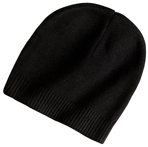 Adult Beanie - Hat Black