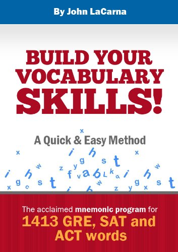 Build your vocabulary skills a quick and easy method kindle build your vocabulary skills a quick and easy method by lacarna john fandeluxe Choice Image