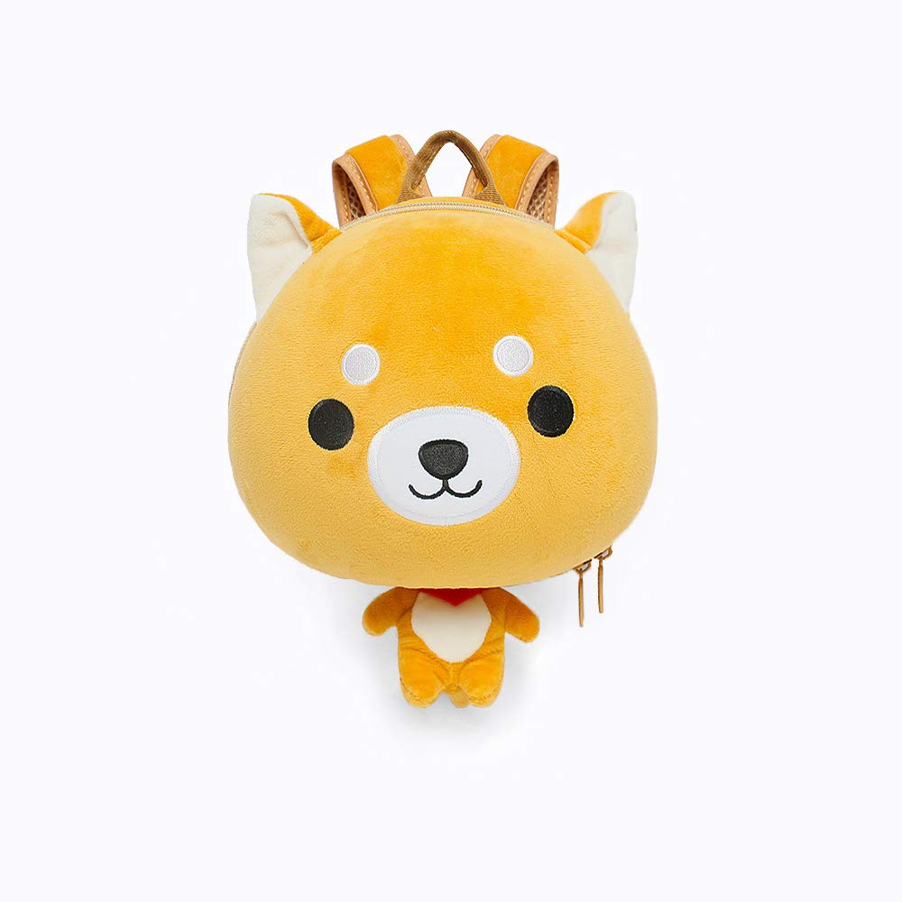 Toddler Leash&Harness Mini Animal Backpack for Kids 1-3 years Anti Lost -DogY