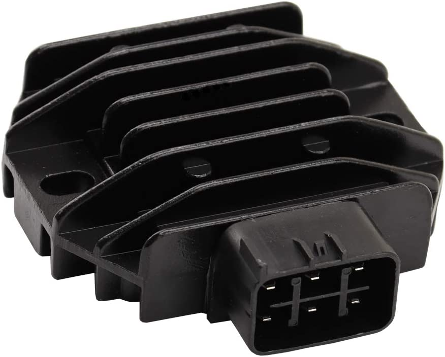 Voltage Regulator Rectifier Fits For Yamaha Grizzly 600 YFM600 Kodiak 450 YFM450 Rhino 450 YXR450 Rhino 660 YXR660 RAPTOR 700 YFM700 YZF R6 Repl.# 5BN-81960-00-00
