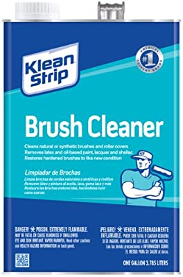 Klean-Strip QBC12 Brush Cleaner, 1-Quart