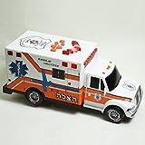 """Lights and Sounds Hatzolah Ambulance 14"""""""