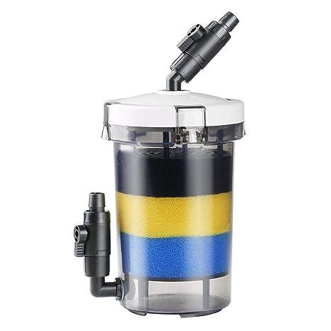 Filtro de acuario Bomba de succión silenciosa LW-602 Protector de la calidad del agua, ...