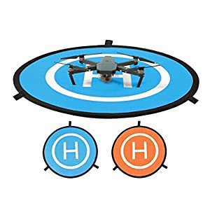 """Universal Drone Landing Pad for RC drone size 30""""(75cm) Quadcopter..."""