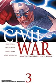 Civil War #3 (of 7) (English Edition)