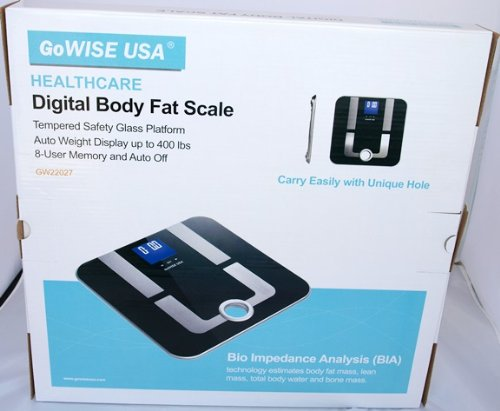 Gowise usa digital body fat scale fda approved for Gowise usa