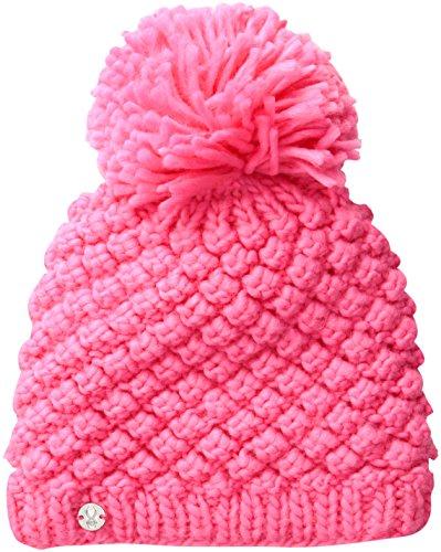 Spyder Girls Brrr Berry Hat, Bryte Bubblegum, One Size