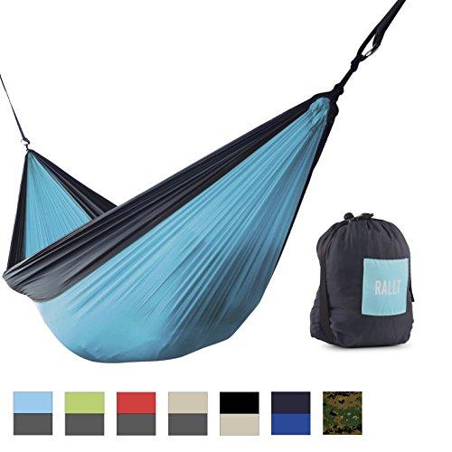 Rallt Camping Hammock Backpacking Lightweight