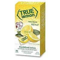 True Lemon Bulk Dispenser Pack, 100 Count (2.82oz)
