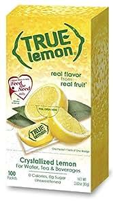 True Lemon Bulk Dispenser Pack, 2.82 Ounce