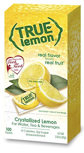 True Lemon Bulk Dispenser Pack, 100 Count -