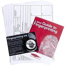 Fingerprint kit by Crime Time