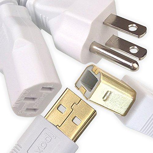 hp officejet 5610 power cord - 3