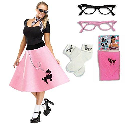 1950' (1950 Poodle Skirt)