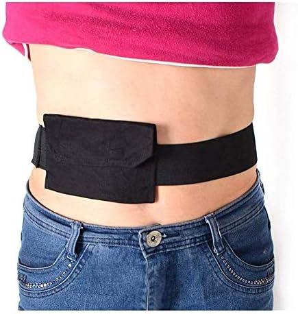 PEGチューブGチューブJチューブ腹膜透析胃瘻ベルト用カバーバッグ栄養チューブベルト腹部透析で保護されたGチューブホルダー (Color : 2 belt)