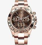 Rolex Daytona 116505 CHO 18K Everose Gold Automatic Unisex Watch