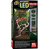 """Zoo Med NT17 Reptibreeze Led Deluxe Screen Cage X-Large 24x48"""""""
