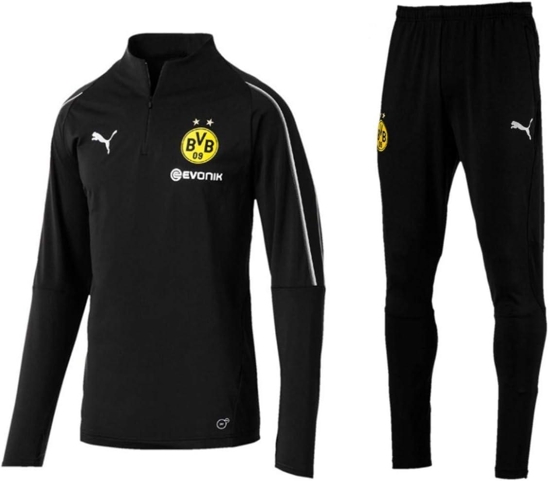 Puma BVB Borussia Dortmund - Chándal para hombre (temporada 18-19 ...