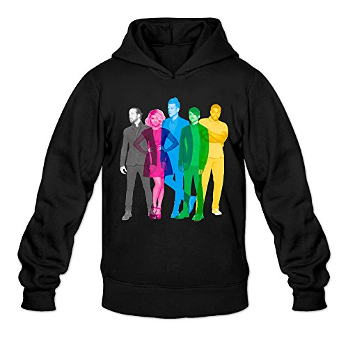 [DVPHQ Men's Design Musical Group PTX Logo Sweater Size XL Black] (Radioactive Zombie Costume)