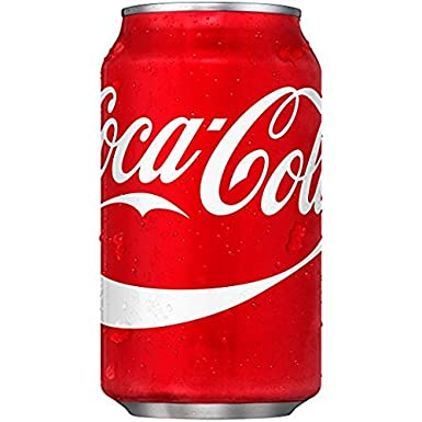 12 Oz can Soda Variety Bundle: Two 12 Oz Coke Cans, One 12 Oz can each of Sprite, Cherry Coke, Vanilla Coke, and Seagrams Ginger Ale