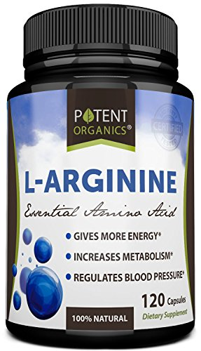 L-Arginine With Added Niacin And L-Citrulline - Most Potent