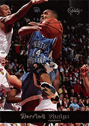 Derrick Phelps Basketball Card (North Carolina Tar Heels) 1994 Classic Rookie #43 ()