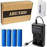 18650 Batteries Review and Comparison