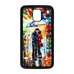 ANCASE Customized Print The Kiss Hard Skin Case For Samsung Galaxy S5 I9600