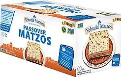 Yehuda Passover Matzos, 5 - 1 lb Package...