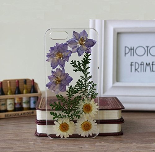 iphone 8 case pressed flowers