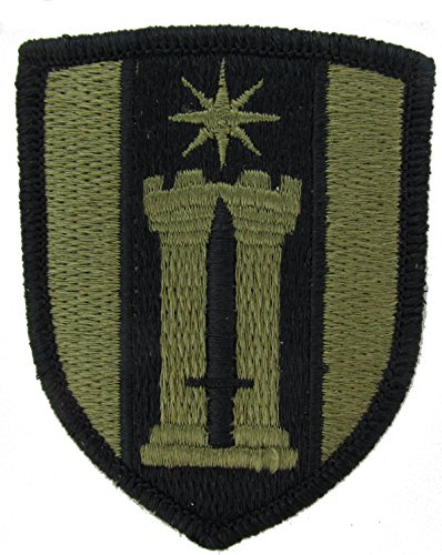 Engineer Brigade Patch - 372nd Engineer Brigade OCP Patch - Scorpion W2