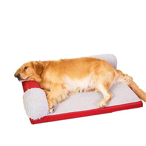 Kmgjc La Cama del Perro, Impermeable, Alivia la Artritis y displasia de Cadera del