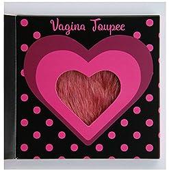 Vagina Toupee (Pink)
