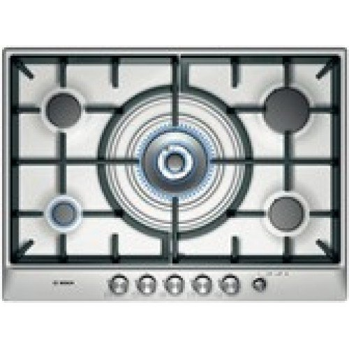 Bosch Electric Knobs (Bosch PCQ715M90E Stainless Steel Cooktop 5 Cooking Area Type of Gas ( LPG or Natural ) 220V is Required for)