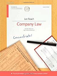 Company Law Concentrate: Law Revison and Study Guide