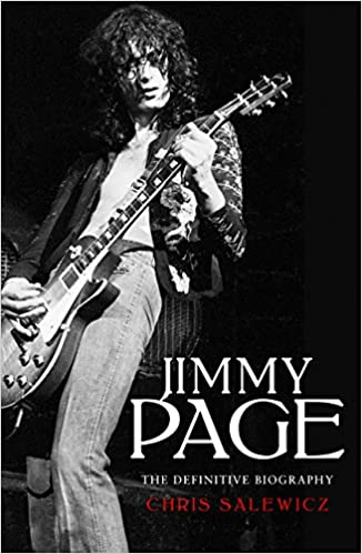 MAGE MUSIC: CONTEST! Win a Jimmy Page bio!